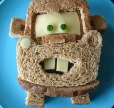 cars sandwich