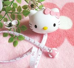 Cheap tool diy, Buy Quality tool tool directly from China tools measuring Suppliers: Cute Hello Kitty Doraemon Automatic Tape Measure Clothes DIY Tool Sanrio Hello Kitty, Hello Kitty Haus, Chat Hello Kitty, Hello Kitty Items, Hello Kitty Stuff, Hello Hello, Hello Kitty Desenho, Hello Kitty Drawing, Hello Kitty Collection