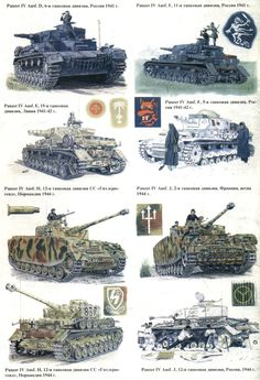 Panzer IV - the Workhorse: Panzer Camouflage and Panzer IV Variants Panzer Iv, Army Vehicles, Armored Vehicles, Tank Armor, Model Tanks, Armored Fighting Vehicle, Military Pictures, Ww2 Tanks, World Of Tanks