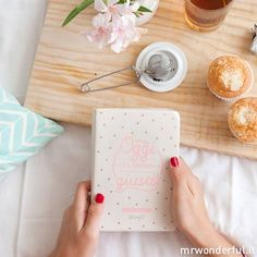 Agenda Mr. Wonderful Piccola giornaliera