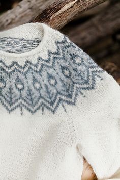Ravelry: Whinfell Sweater pattern by Jennifer Steingass