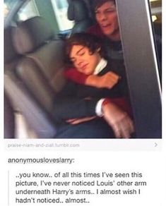 Harry being real comfy laying his head on lou's right arm One Direction Cartoons, One Direction Facts, One Direction Louis, One Direction Imagines, 1d Imagines, Great Love Stories, Love Story, Ed Sheeran, Larry Shippers