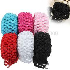 1.5   Crochet Elastic Stretchy Headband Hairband Waistband Band For Tutu  Skirt  UnbrandedGeneric Balettszoknyák 842022cbdbc