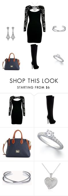 """""""Style"""" by lolipop ❤ liked on Polyvore featuring Giuseppe Zanotti, Dooney & Bourke, CO and Forever 21"""