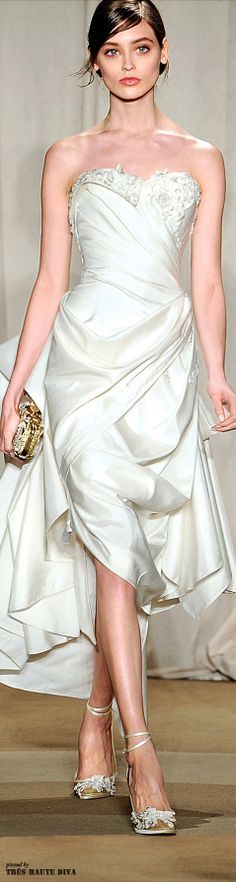 Marchesa Fall/Winter 2013-2014 | The House of Beccaria~