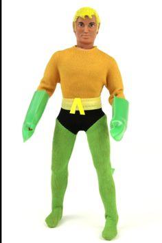 Mego Aquaman