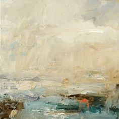 Abstract Landscape Painting, Seascape Paintings, Landscape Art, Landscape Paintings, Abstract Art, Fantasy Paintings, Beginner Painting, Pretty Art, Painting Inspiration