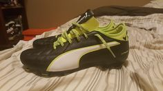 EVOTOUCH 3 FG Mens Firm Ground Soccer Cleats 9.5