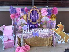 realizado por  decoraciones sweet candy 1 . tema unicorn
