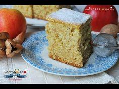 PRAJITURA CU MERE RASE - YouTube Romanian Desserts, No Cook Desserts, Cornbread, Vanilla Cake, Sweets, Sugar, Fruit, Cooking, Ethnic Recipes