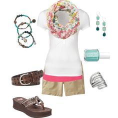 Outfit  @stacey Stokesberry - This totally reminds me of you!