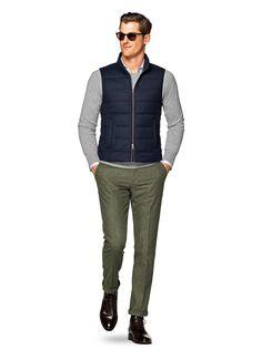 Green Chino B805   Suitsupply Online Store