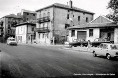Algortako Etorbidea / Avenida de Algorta, años 60 (ref. 01356)