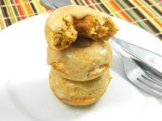 Oat flour/gfree low calorie donuts