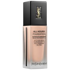 Yves Saint Laurent All Hours Foundation in Cool Almond
