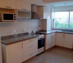 Muebles para cocina en melamina blanca con cantos en for Severino muebles cocina alacena melamina blanca