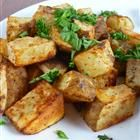 Roast Potatoes - 4 pt.  Good with red or yellow potatoes but make it special using Klondike Minis Mix.
