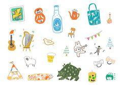 2013年手紙舎年賀状2   masao takahata   Flickr