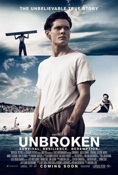 Plakat: #Unbroken (2014)