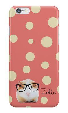 Zoella beauty guinea pig make up bag phone case