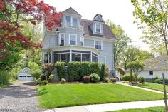 c.1892 Colonial located at: 16 Madison Ave Cranford NJ 07016