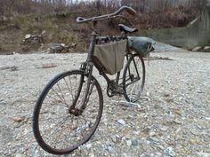 About collecting and riding old bicycles. Über das Sammeln und Fahren alter Fahrräder. Hochrad, Safety, Niederrad, Pennyfarthing, Waffenrad