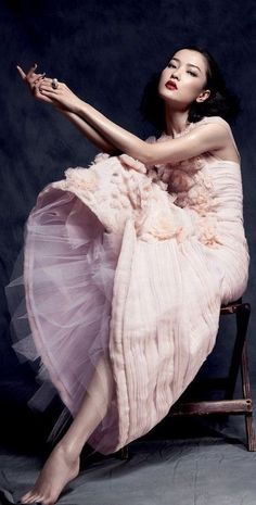 Chanel Pink Perfection