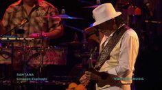 Santana: Corazon Espinado- with Tony Lindsay & Andy Vargas - vocals