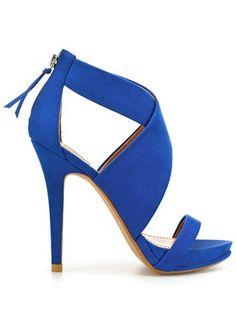 Zara crossover strap sandals, £39.99