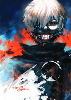 Anime Tokyo Ghoul Kaneki Ken Fanart,Picture,Gif,Cosplay - Collections - Google+