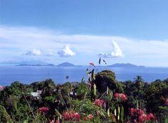 #guadeloupe - Iles des Saintes et juste derrière la #Dominique