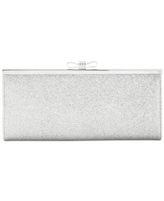 INC International Concepts Carolyn Glitter Clutch, Only at Macy's