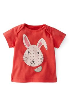 Mini Boden bunny t-shirt