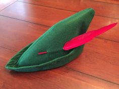 Picture of How to Make a Robin Hood Hat More