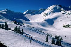 Coast Mountains, Whistler / Vancouver, British Columbia