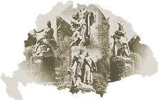 Megsemmisített turul szobrok - A Turulmadár nyomán Mount Rushmore, Army, Mountains, Painting, Travel, Voyage, Military, Painting Art, Paintings