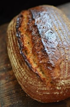 Špaldový chléb s bramborou