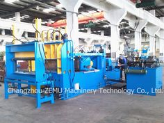 Transformer Corrugated Wall Panel Manufacturing Machine
