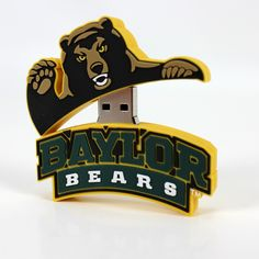 Because why shouldn't you have a #Baylor USB drive?