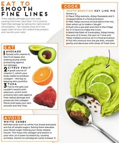 What you skin wants you to eat - Zest magazine Healthy You manual