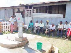 Ambanja accède à l'eau potable
