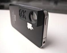 Macro Lens 8x for iPhone