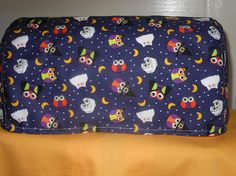 Spooky Owls Cricut Create/Personal Dust Cover Supplies Craft