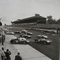 1000 kilometers race, Nurburgring, 1959