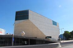 Casa da musiqua Porto