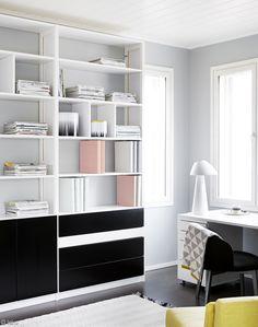 Lundia Classic - Black & white