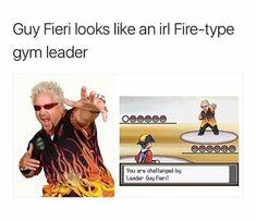 Gym leader of Flavortown