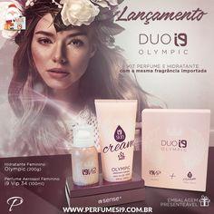 Deixou presente para última hora? O Duo Olympic é um kit de hidratante + perfume inspirado na fragrância Olympéa de Paco Rabanne. Arrase no presente de Natal!