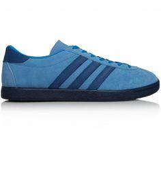 ADIDAS TAHITI 'ISLAND' SERIES. Blue. £75.00