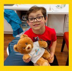 Dental Care, Pediatrics, Teddy Bear, Dental Caps, Dental Health, Teddy Bears